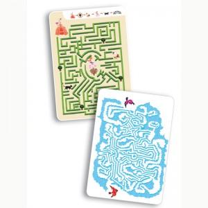 Игры в дорогу. Карточки с заданиями