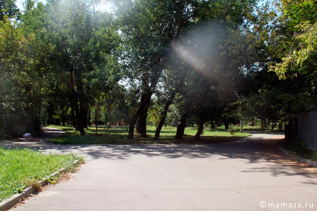 Парк «Фестивальный»