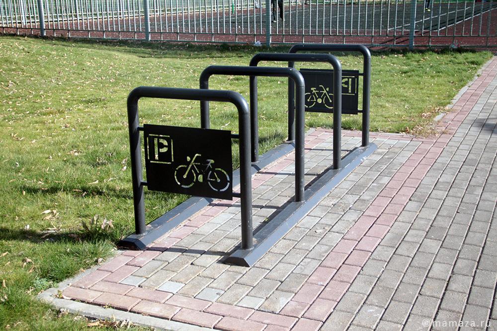 """Детская и спортивные площадки в зоне отдыха """"Кожухово"""""""